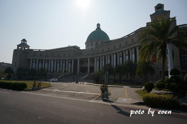 台中亞洲大學美術館2