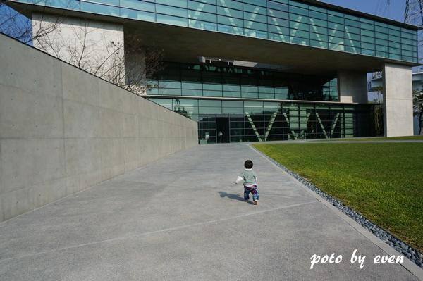 台中亞洲大學美術館9