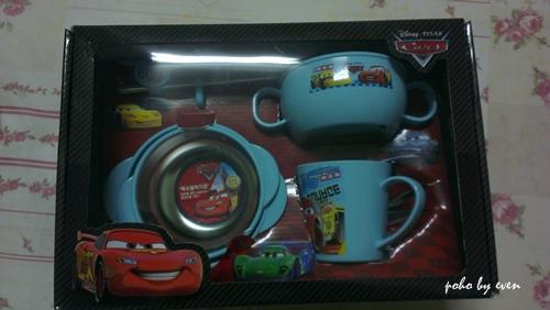 大寶迪士尼兒童餐具1