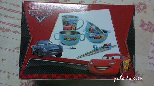 大寶迪士尼兒童餐具4