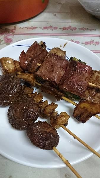 香辣烤肉13