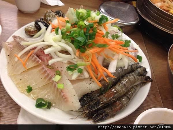 台中韓鄉韓式料理2