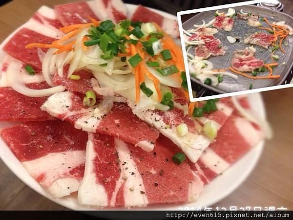 台中韓鄉韓式料理1