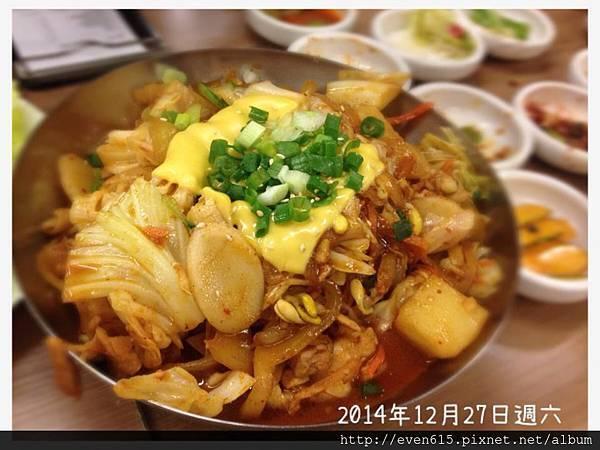 台中韓鄉韓式料理3