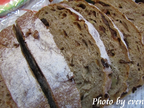 帕莎蒂娜酒釀桂圓麵包5.jpg