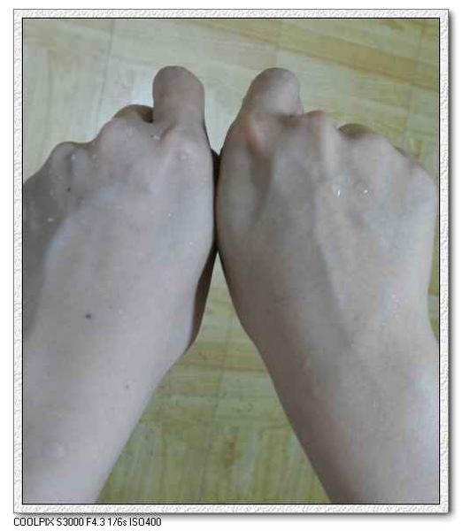 2隻手都沖水來做比較1.JPG