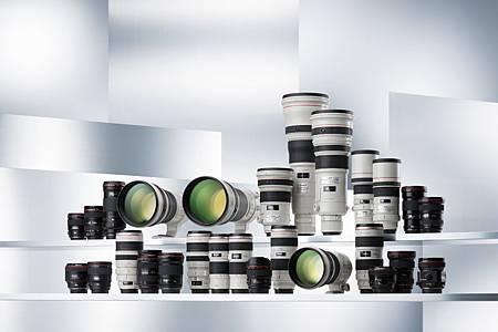 L lens lineup