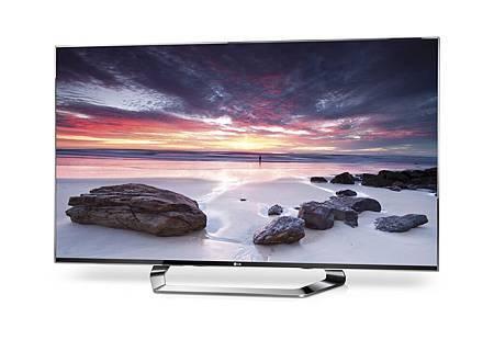 LG CINEMA 3D Smart TV-LM9600
