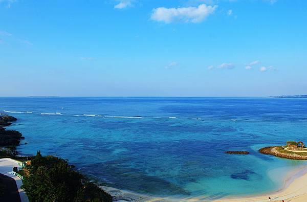 Hotel Orion Motobu Resort & Spa-美麗海灣景色.JPG