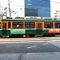 鹿兒島市的路面電車.JPG