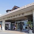 櫻島 火之島會館-內部除了販售地方特產外,也有道地風味餐.JPG
