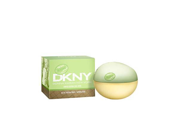 DKNY Delicious Delights限量熱帶水果雪酪_盒圖