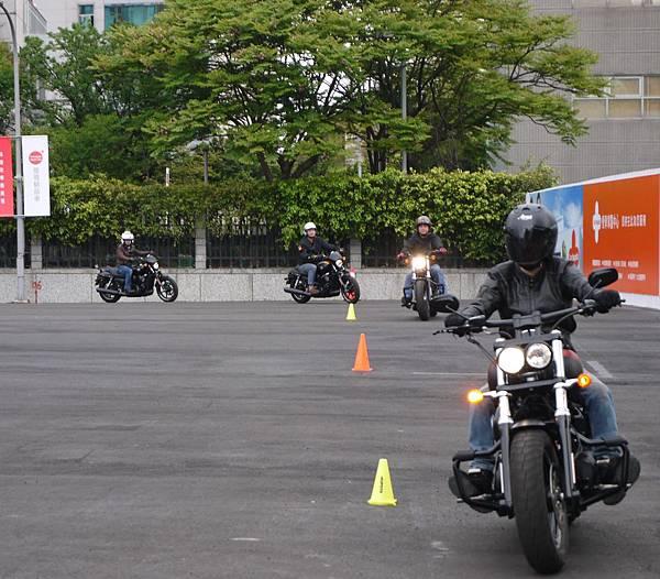 20150320 Harley-Davidson Street 750 全新上市 騎乘體驗會 熱力展開_Street 750試乘體驗
