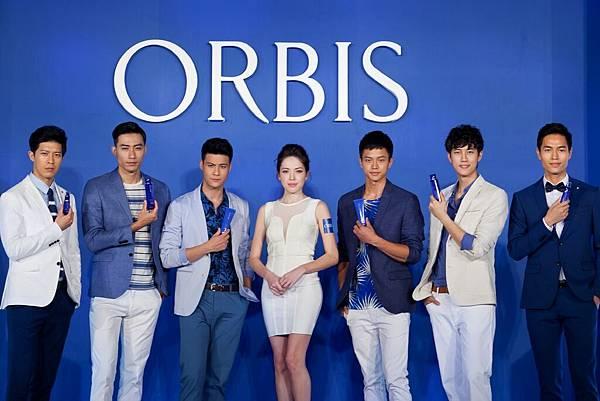 [附件2] ORBIS年度代言人許瑋甯與淨肌型男們