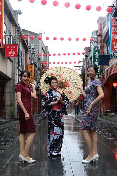 二二八連假三天,傳藝中心祭出旗袍和服免費入園優惠