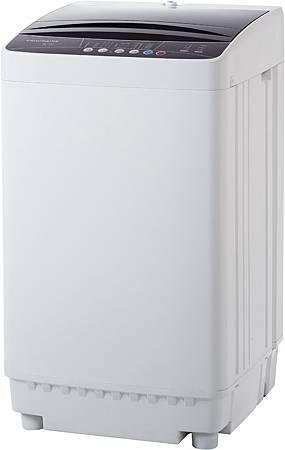 美國Frigidaire富及第6.5kg智能不鏽鋼洗衣機 FAW-0655J,原價12,990元,折扣後價格4,999元(momo購物網)。