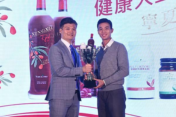 悠樂芳精油跨足保健食品市場 邀請網球一哥盧彥勳擔任健康品牌大使