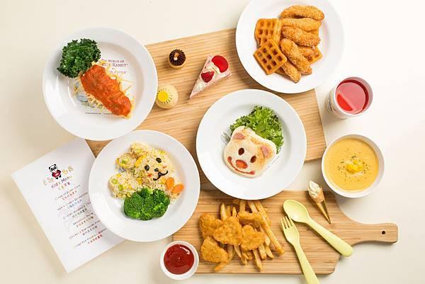 MOTPE - 文華Cafe 晚間饗‧吃‧吧_兒童專屬菜單 Cafe Un Deux Trois Gourmet Evening Buffet_Kids Menu.jpg