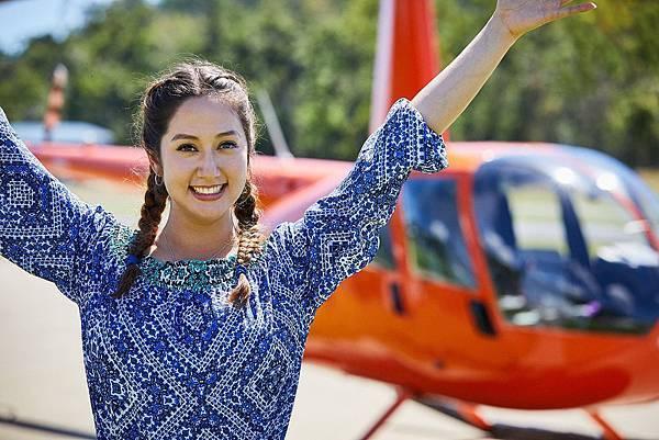 金鐘提名主持人Alana榮獲第24屆亞洲電視大獎最佳娛樂節目主持人獎