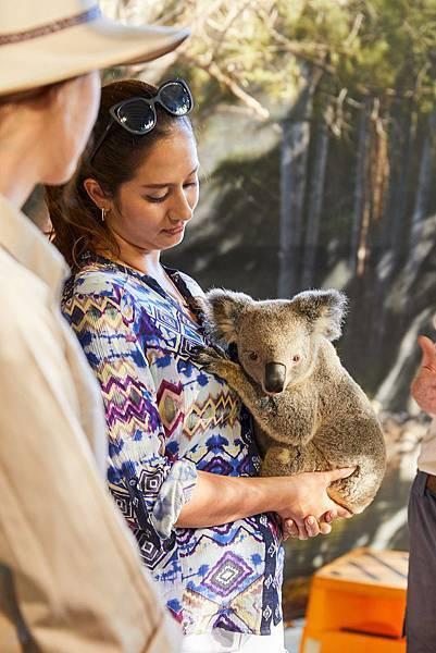 Alana鄭雅文,期盼透過鏡頭喚起觀眾關注援助澳洲野火