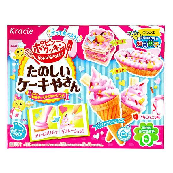 【PChome24h購物】 Kracie 創意DIY-甜點小達人(26g)
