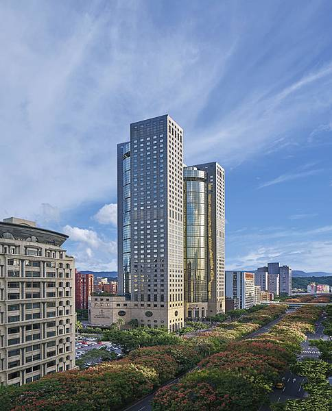 香格里拉台北遠東國際大飯店外觀照