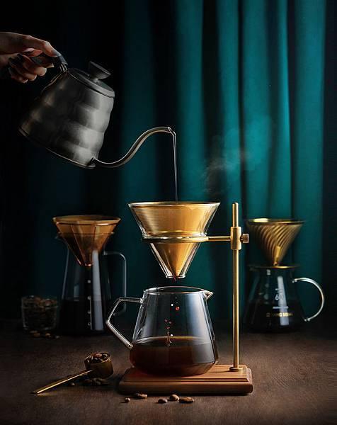 即便是世界級的金獎咖啡,也可以在家簡單喝
