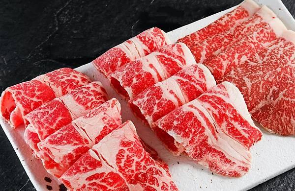 頂級澳洲和牛放題 提供澳洲和牛牛小排  美國PRIME霜降五花牛  肩小排 腰脊肉 等頂級肉品「佐賀野仁提供」