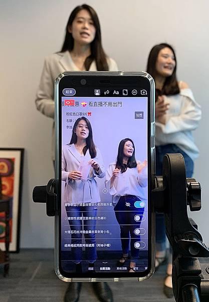 【圖說:EasyLive創造高互動性直播畫面,參與觀眾留言、跑馬燈、進行活動都一目了然!讓直播主、觀眾都享受!】