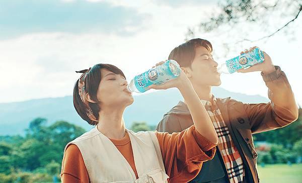圖一、全新「黑松FIN乳酸菌補給飲料」更搶先添加日本好侍食品集團(ハウス食品グループ)L-137植物乳酸菌