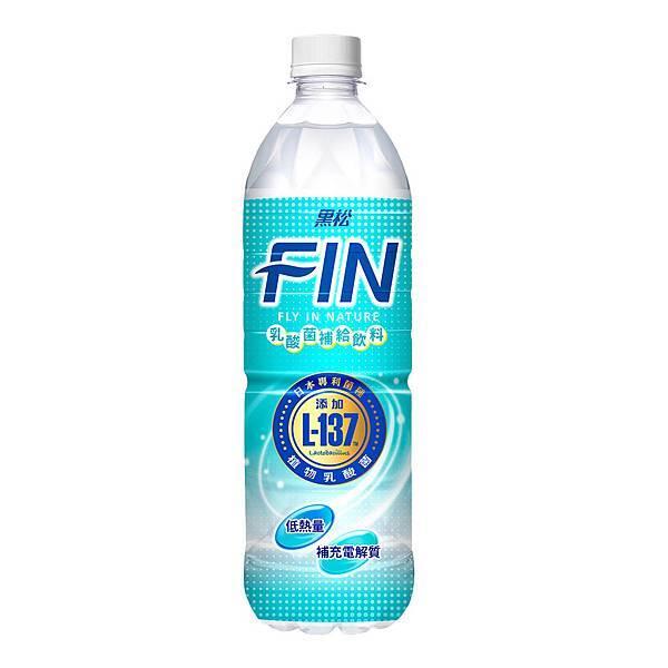 黑松FIN乳酸菌補給飲料