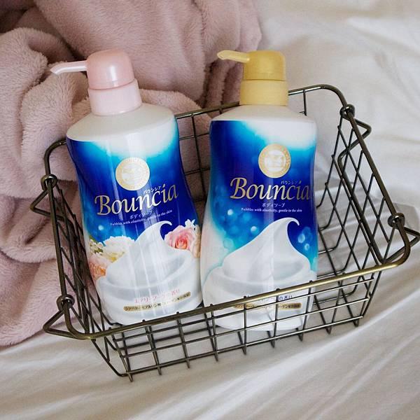 牛乳石鹼 Bouncia沐浴乳 20202夏季新聞稿附件一-1