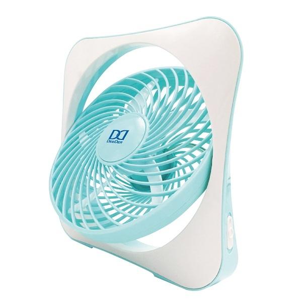 06_8吋DC節流循環風扇