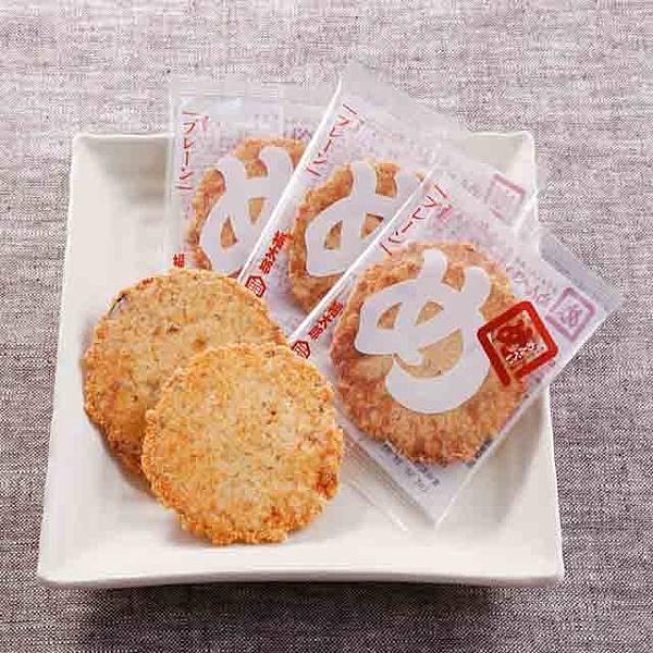 【PChome 24h購物】日本博多福太郎 明太子仙貝(原味) (2片x8袋)128g