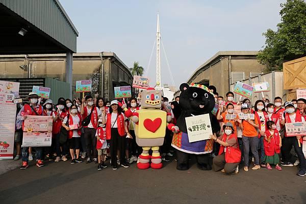 20201124_「您的一票,決定愛的力量」投票倒數一周周末快閃南台灣旋風促票_新聞照片1