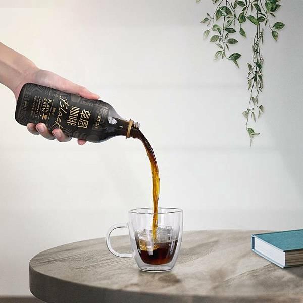 (圖3)韋恩閃萃咖啡運用「閃萃工藝」技術,打造口感乾淨、細緻不苦澀的好咖啡。