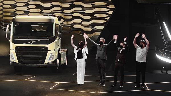 Volvo卡車線上發表會3