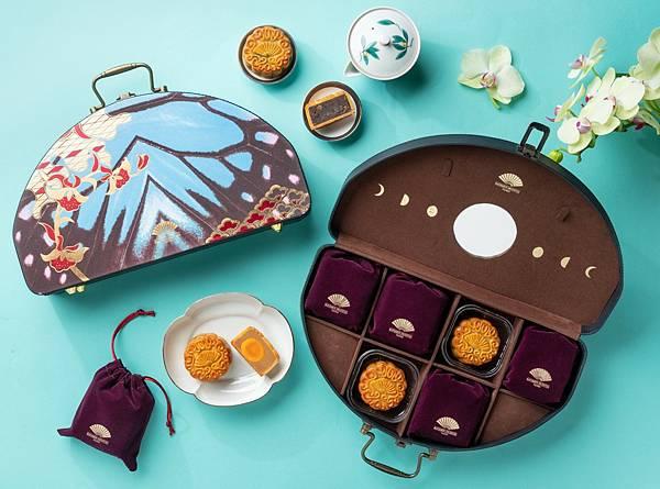 台北文華東方酒店傳統廣式月餅禮盒