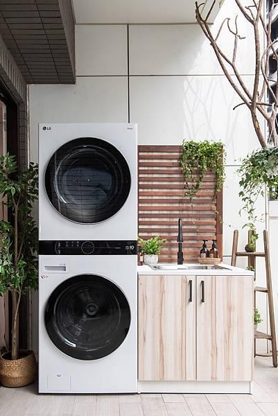 03_LG電子匯聚跨世代AI智慧科技及革新的美學設計,正式於台灣上市「LG WashTower™AI智控洗乾衣機」