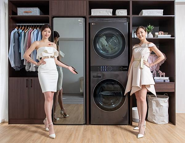17_購買LG WashTower™ AI智控洗乾衣機可申請一次尊榮到府教學,一次瞭解智慧串流及保養相關操作