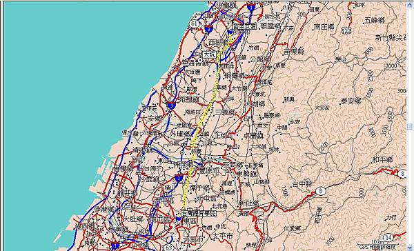 第一天(20070715),從台灣體院到苗栗巨蛋52km.JPG