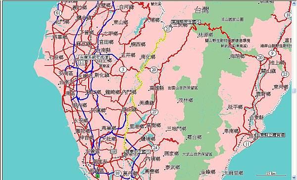 第十二天(20070726),從屏東市中正國小到高雄縣民生國小94km.JPG