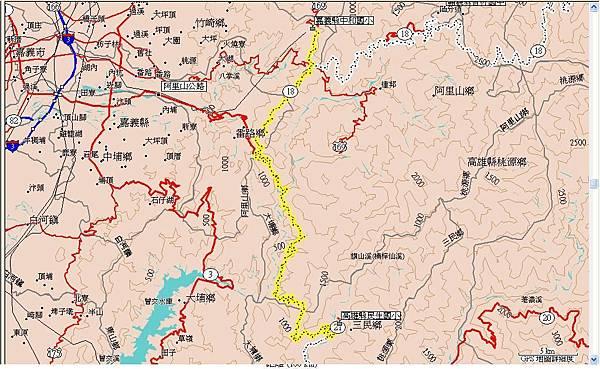 第十三天(20070727),從高雄縣民生國小到嘉義縣中和國小69km.JPG