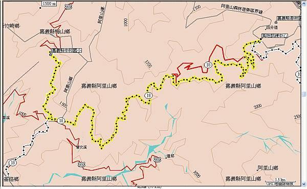 第十四天(20070728),從嘉義縣中和國小到高地訓練中心(原香林國中)33km.JPG