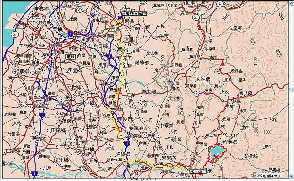 第十六天(20070730),從水里商工回台灣體院55km.JPG