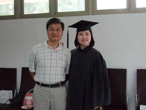 怡萱的爸爸好和藹