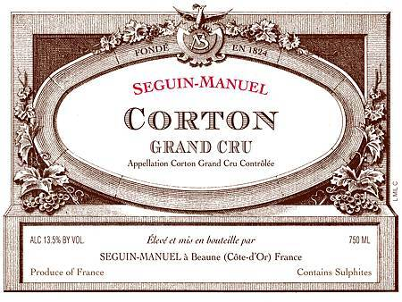Rouge - Corton