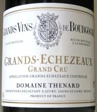 Grands Echeaux label
