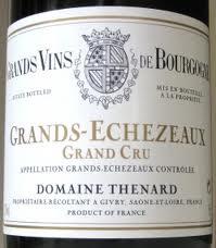 Grands Echeaux label