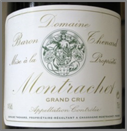 Montrachect label